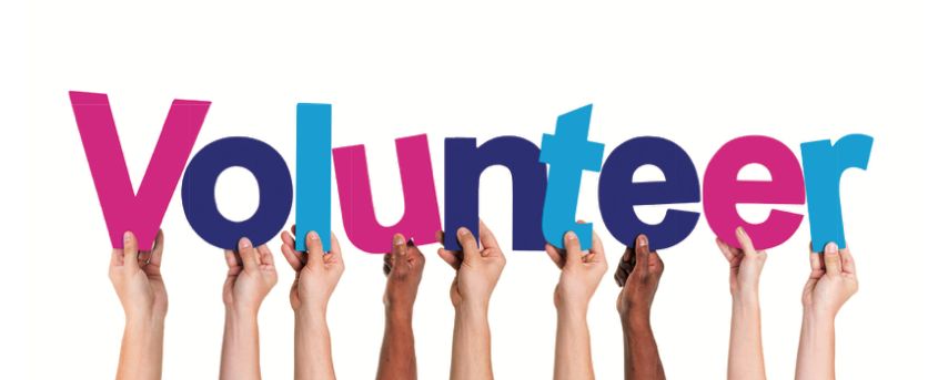 Get Involved volunteer hands